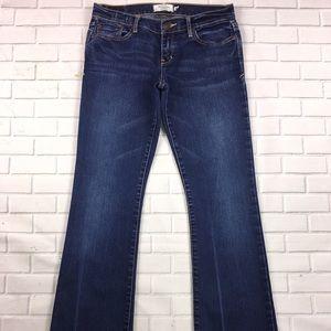 Abercrombie EMMA Stretch Jeans Sz 2R (W26xL32
